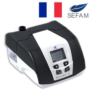 Sefam DreamStar INTRO CPAP with humidifier自動睡眠呼吸機 #M-115520-UK